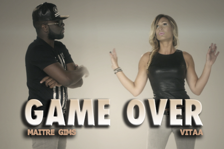 la chanson de maitre gims et vitaa game over