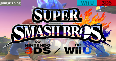 Super Smash Bros. Wii U / 3DS : Daily images #17