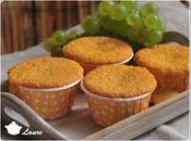 Muffins moelleux raisins frais