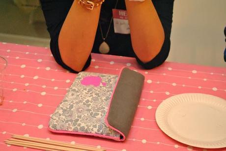 Oh My Blog - Craft & Beauty Party à l'Appartement Créatif