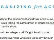 Shutdown gouvernement américain désinformation tous étages