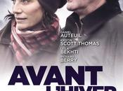 Avant l'Hiver Philippe Claudel avec Daniel Auteuil, Kristin Scott Thomas Sortie Novembre 2013