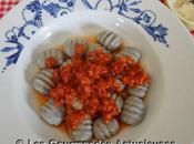 Gnocchis sauce bolognaise