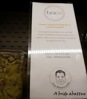 Recettes de chefs en Boco, à consommer sur place, à emporter ou à refaire à la maison
