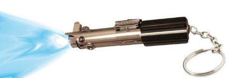 Le Porte-clés torche sabre laser star wars