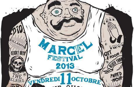 Marcel Festival te refile 2x2 places