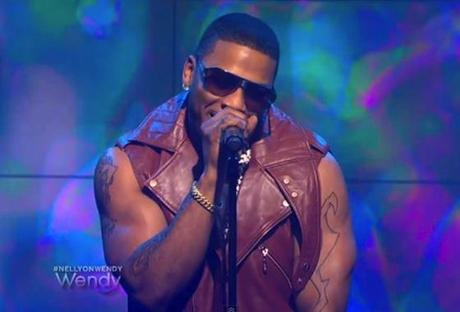 Nelly – Rick James (Live @ The Wendy Williams Show)