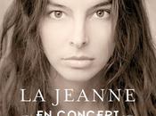 [Musique] Jeanne Sentier Halles jeudi octobre autres dates concerts