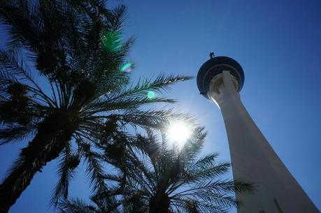Vegas LV Stratosphere Tower