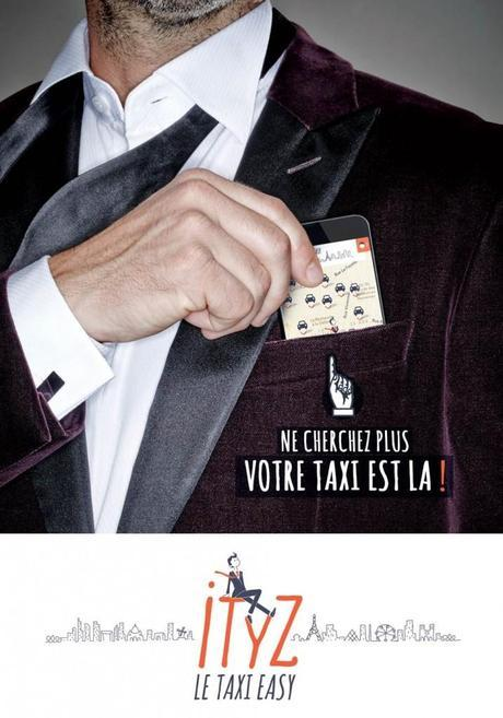 ITYZ : le Taxi Easy !