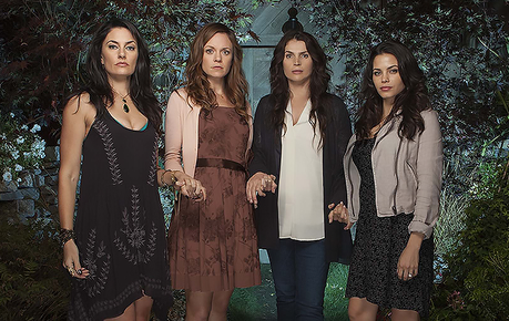 Audiences US Câble : Un lancement correct pour Witches of East End !
