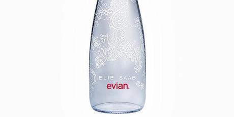 COLLABO : Evian x Elie Saab