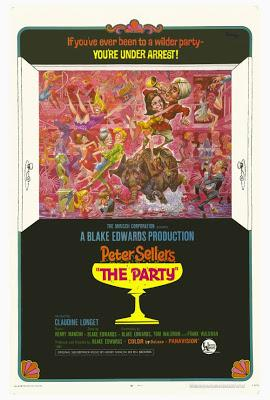 The Party - Blake Edwards (1968)