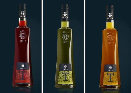 Nouveauté pour le cocktail : Liqueurs de thé Joseph Cartron