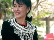 Aung octobre Parlement européen pour recevoir Prix Sakharov Droits l'Homme