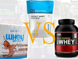 myprotein vs aptonia vs gold