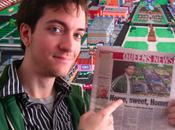 Talent suivre: Kyle McCoy sommet pixel art.