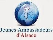 Jeunes Ambassadeurs d'Alsace font leur rentrée