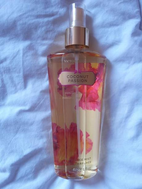 Brume corporelle Coconut Passion Victoria's secret
