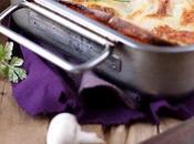 Lasagne boeuf cèpes champignons Paris