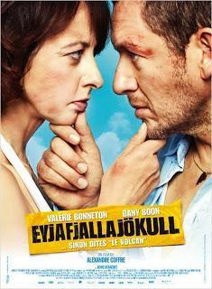 Cinéma Eyjafjallajökull (le volcan) / Planes