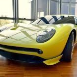 Lamborghini ouvre son musée à Google Maps