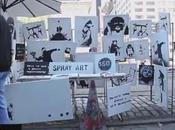 Banksy vente œuvres originales dollars pièce
