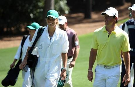 Les plus belles WAGS de golfeurs