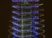 tour Taipei aura accueillie 2013 avec nouveau spectacle pyrotechnique