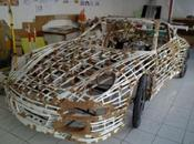 Porsche Replica Carton