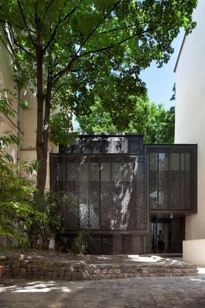 Architecture : Maison Escalier