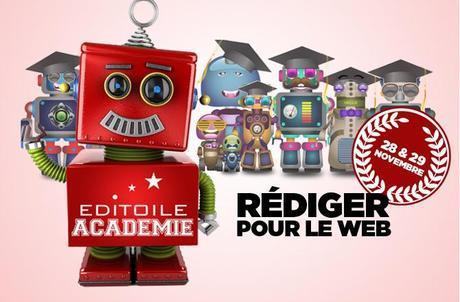 Formation «Rédiger pour le Web» en novembre 2013 à Bordeaux