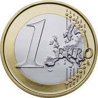 pièces un euro