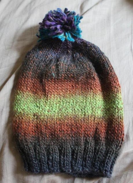 Bonnet de couleur