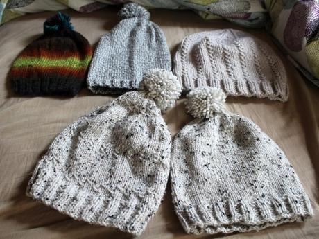 Mes bonnets