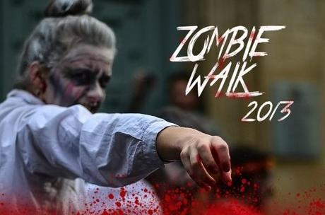 zombie walk 2013 paris