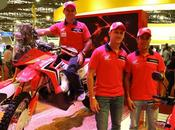 Honda Brésil renfort Dakar