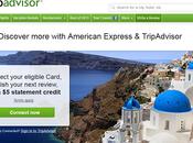 Partenariat original entre AmEx TripAdvisor