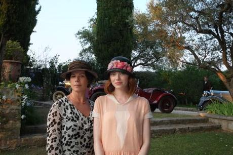 Marcia Gay Harden et Emma Stone dans