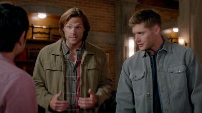 Les critiques // Supernatural : Saison 9. Episode 2. Devil May Care.
