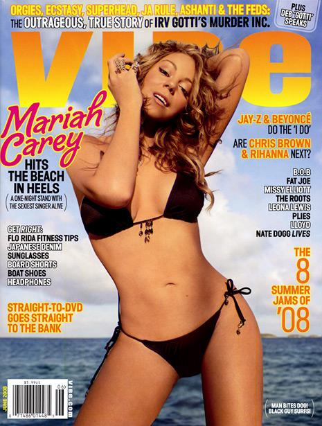 Mariah Carey s'exhibe : hot !!