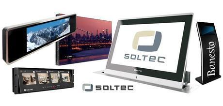 Soltec Retrouvez nous à lInfoComm de Dubaï