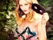 Vanessa Paradis shooting pour Madame Figaro...