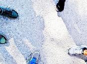 Marathon Montpellier relais 1ère compétition post partum
