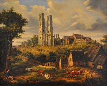 Les lieux qui ont inspiré les peintres  n° 20 – Les peintres de l'école d'Arras