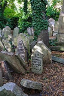 Ville: Le vieux cimetière juif de Žižkov (Olšany)