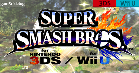 Super Smash Bros. Wii U / 3DS : Daily Images #19