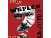 Prix Wepler-Fondation Poste 2013 16ème édition