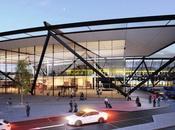 nouveau terminal pour l'aĂŠroport Lyon Saint-ExupĂŠry