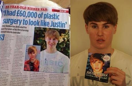 Il dépense 100 000$ pour ressembler à Justin Bieber